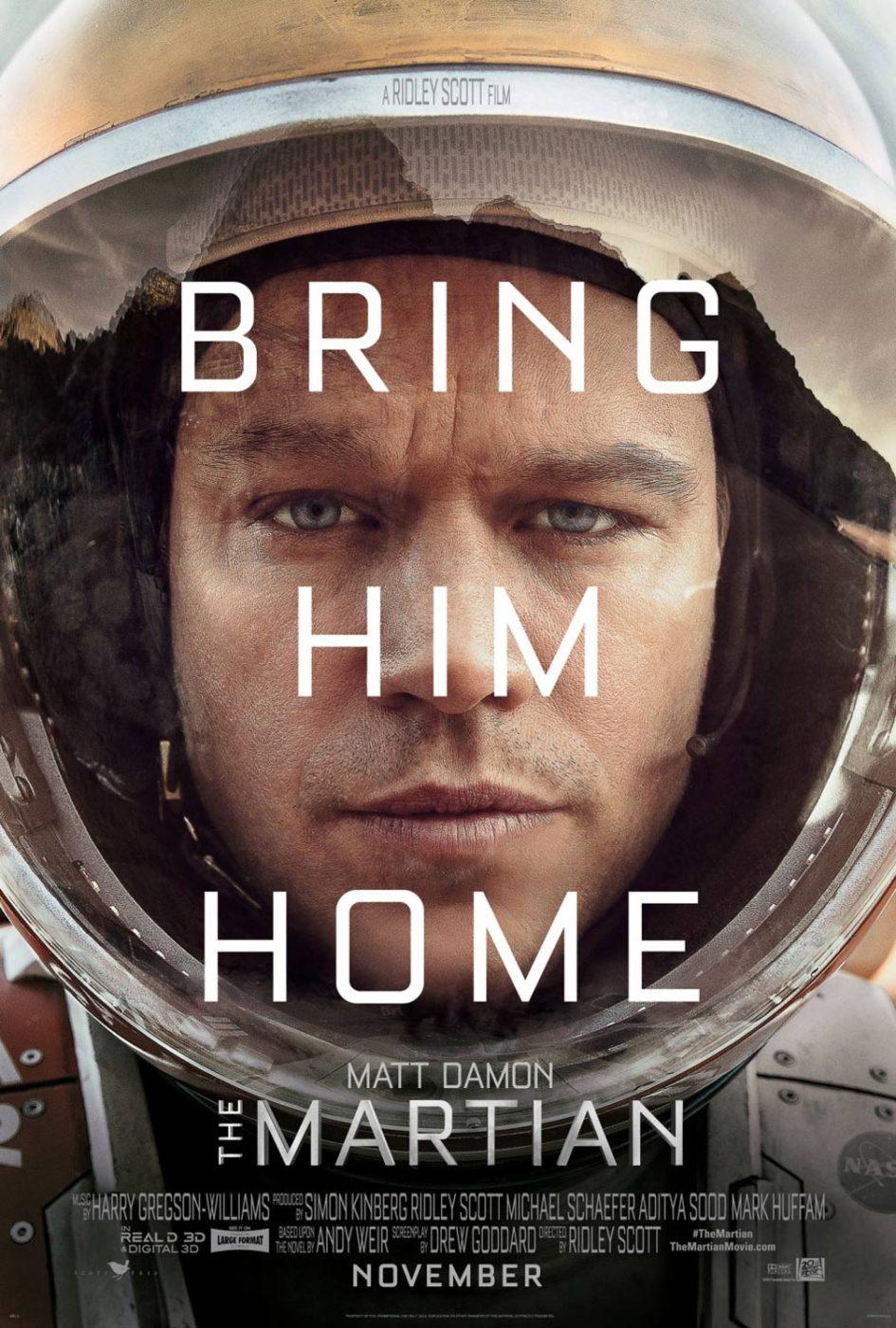 The Martian - Misión Rescate (2015)