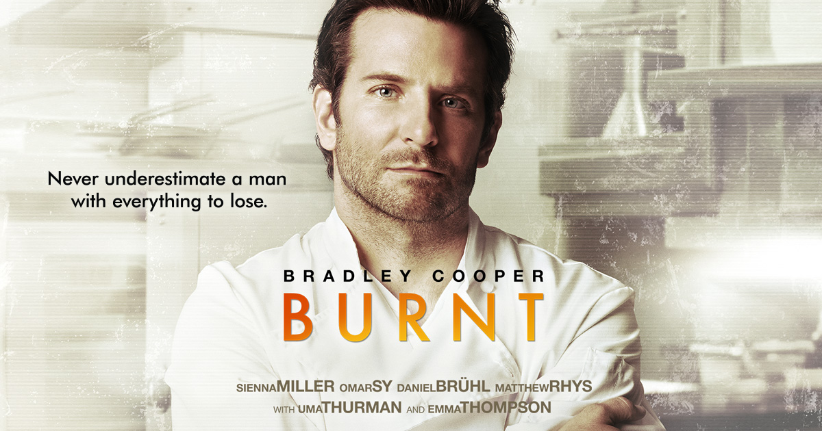 Una buena receta - Burnt