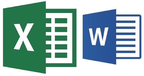 Excel y Word