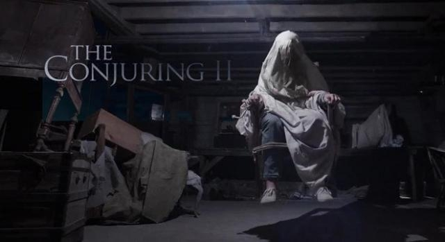 El conjuro 2 – The Conjuring 2: The Enfield Poltergeist (2016)