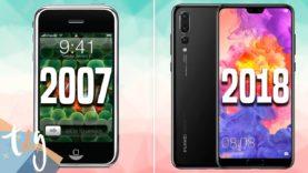 El MEJOR SMARTPHONE de cada AÑO (2007-2018) – Review Topes de Gama