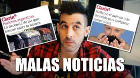 """VIDEO VIRAL de Mundo TKM """"Cómo lidiar con malas noticias"""""""