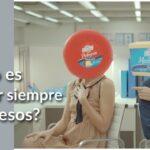 Publicidades LA PAULINA - Pensamos todo el tiempo en quesos (lo tenemos en la cabeza)