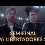 La publicidad de QUILMES para la Semifinal de la Copa Libertadores 2019 con Riquelme y Aimar por Boca y River