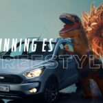 Publicidades FORD KA Freestyle 2019 – Playlist, Arte y Running