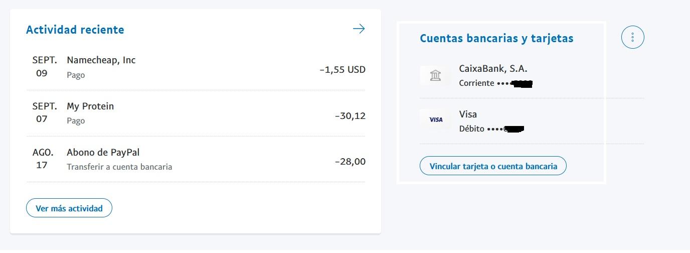 Como calcular la comision de PayPal al enviar dinero 4