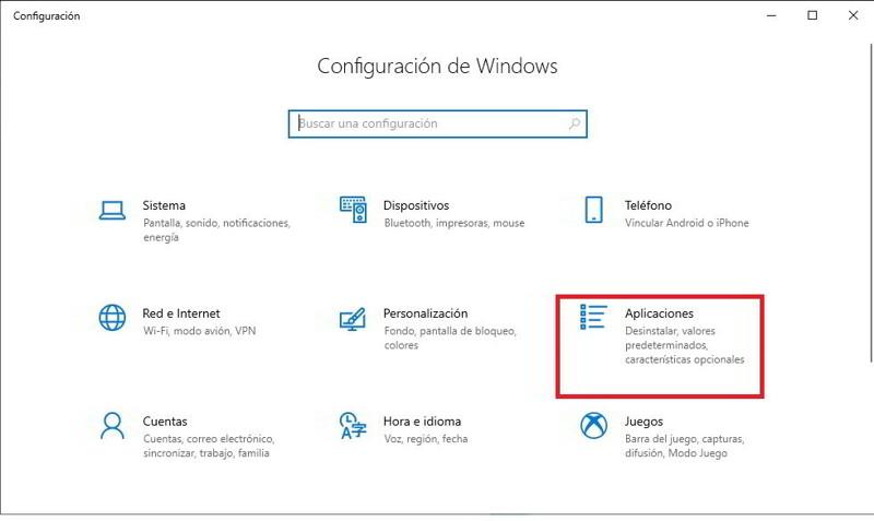desinstalar las aplicaciones que vienen con Windows 10 2