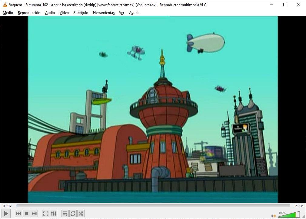 como rotar un video con VLC en Windows 4