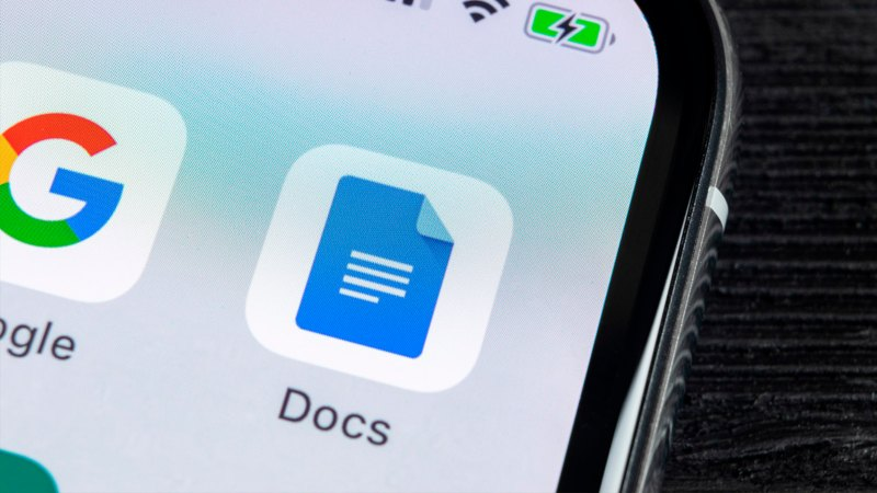 Google docs documentos