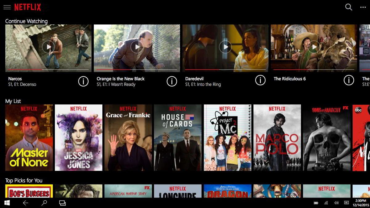 Netflix no funciona en Windows 10, causas habituales y sus soluciones
