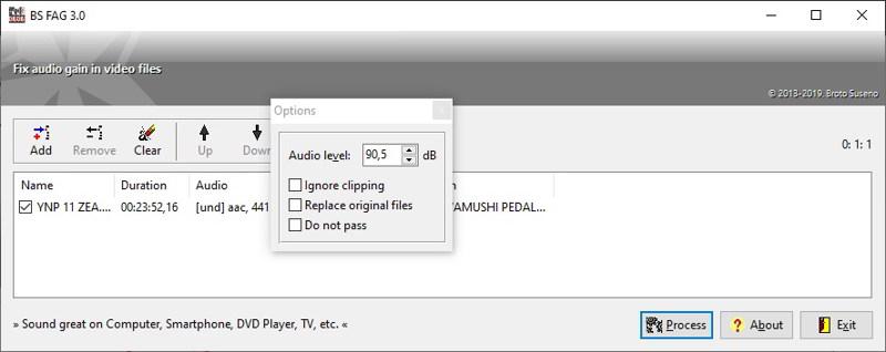 Como aumentar el volumen de tus videos sin distorsionarlos 2