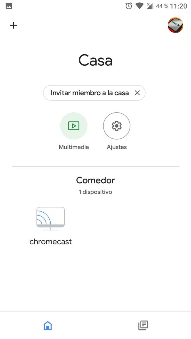 Como configurar el Chromecast paso a paso 4