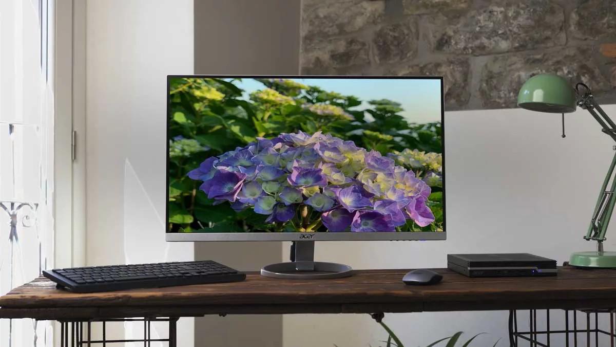 Este es el tamaño ideal para el monitor de tu PC