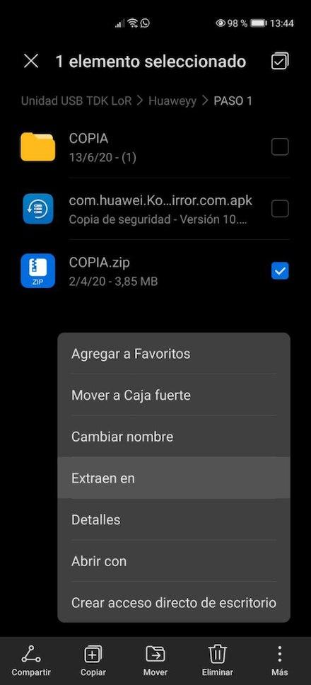 instalar google huawei p40 mate 2