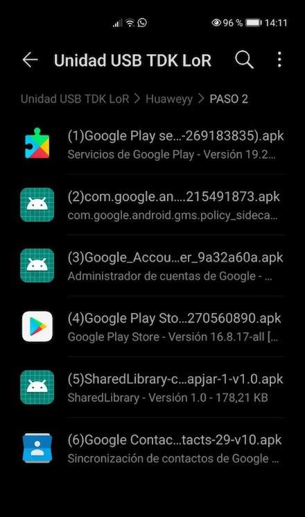 Instalar Google Play en un móvil Huawei, la forma definitiva que sí funciona 1