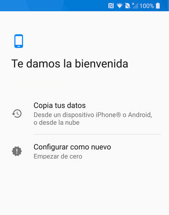 restaurar copia android google