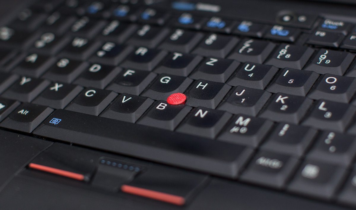 Lenovo Trackpoint (3)