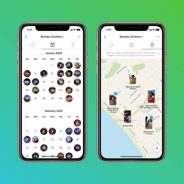 Stories Map
