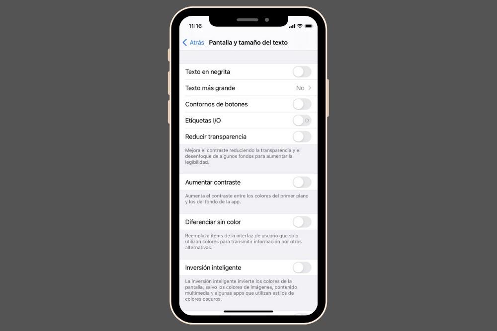 7 trucos ocultos de iOS 14 disponibles en el menú accesibilidad 1