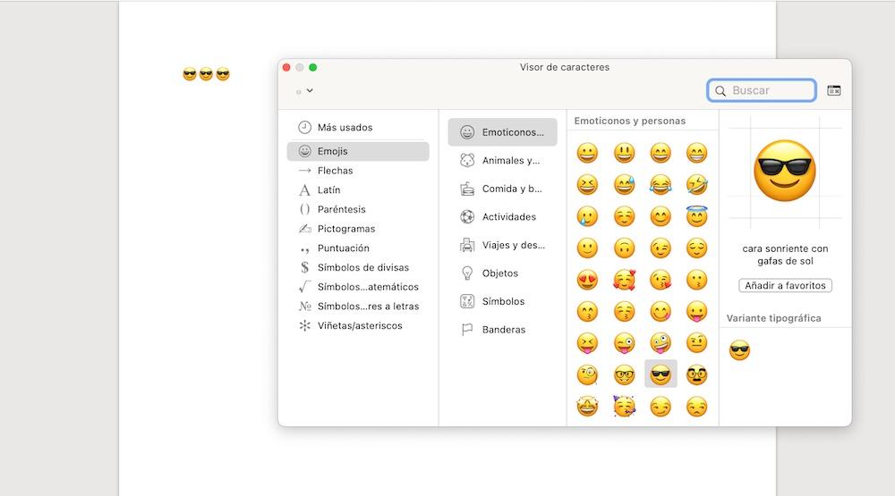 Aprende a utilizar emojis desde el ordenador 3