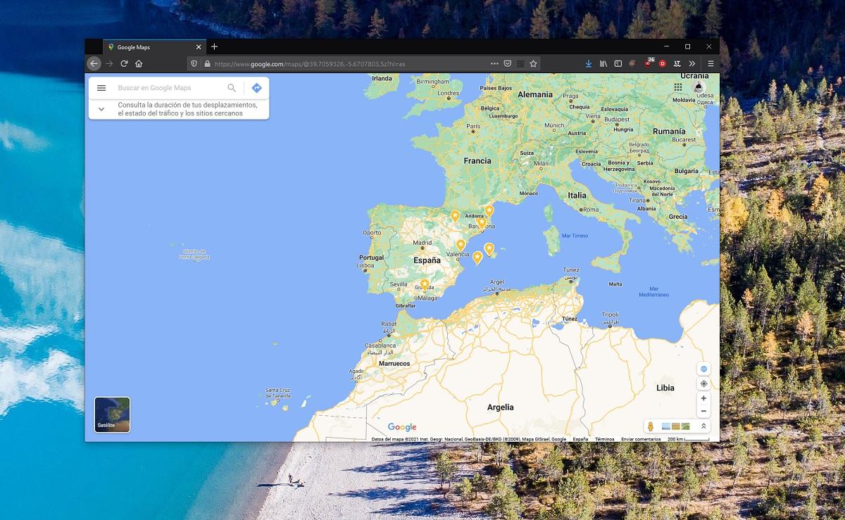 Mejores trucos y curiosidades de Google Maps