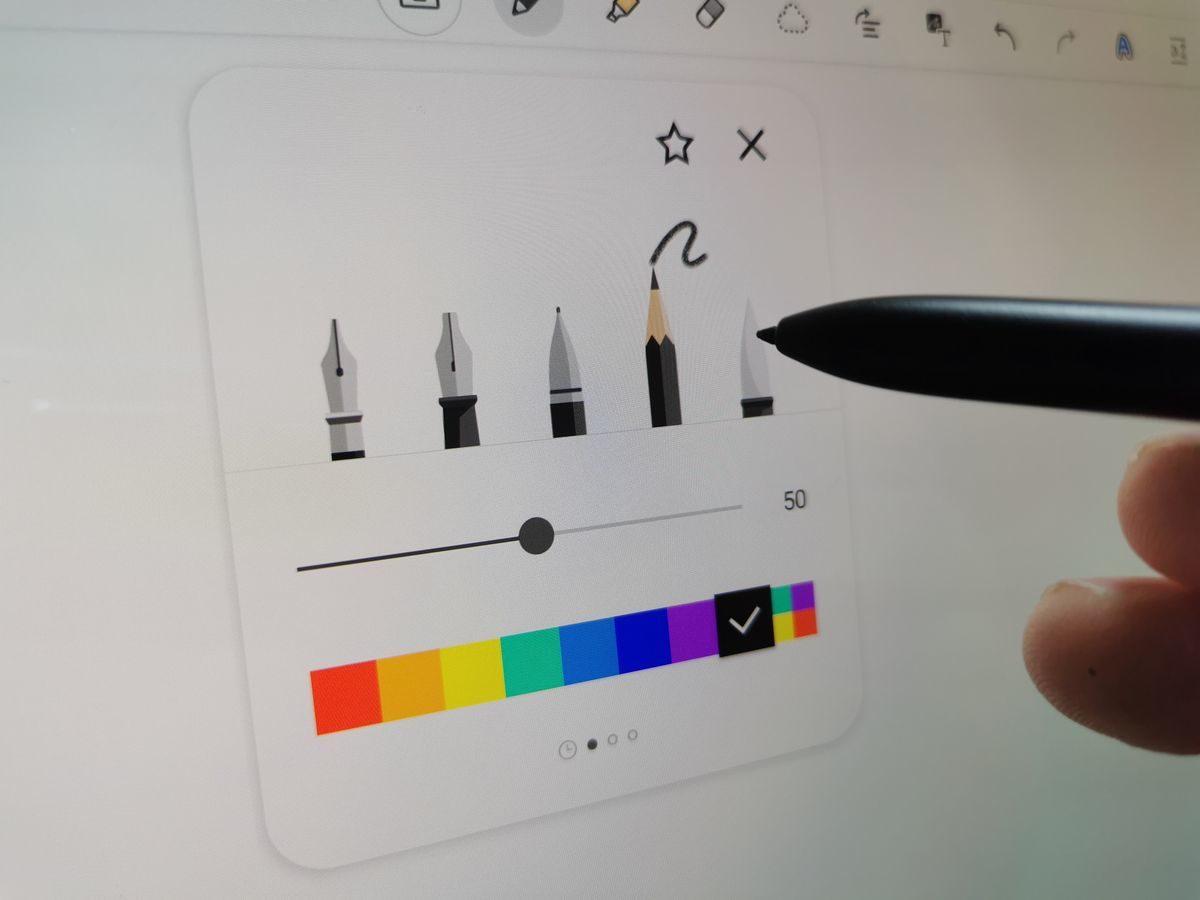 Samsung Galaxy Tab S7 15 lapiz optico