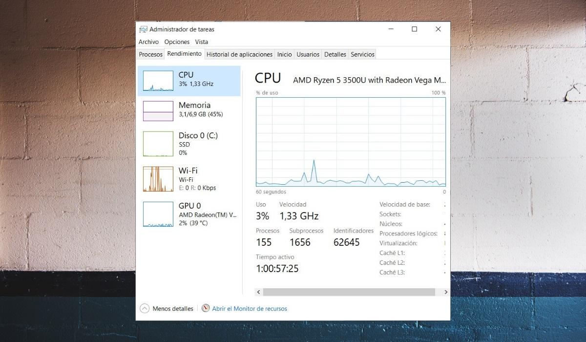 Trucos para dominar el administrador de tareas de Windows 10