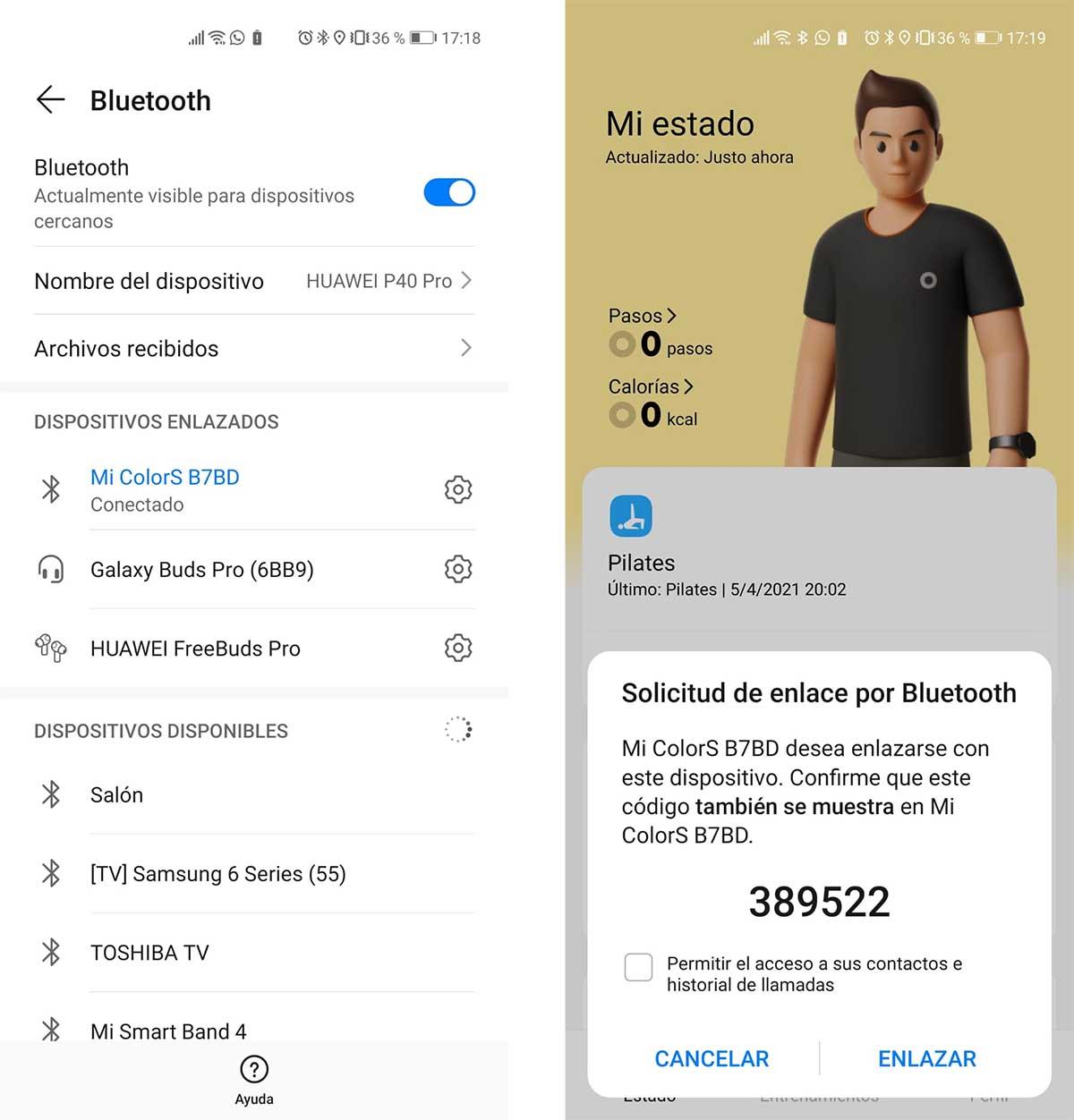 5 soluciones para los problemas con el smartwatch Xiaomi Mi Watch 1