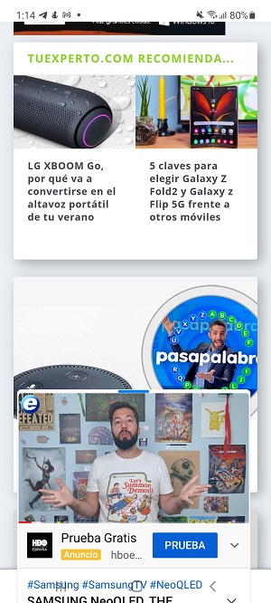 10 trucos del Samsung Galaxy A72 que te interesa conocer 5