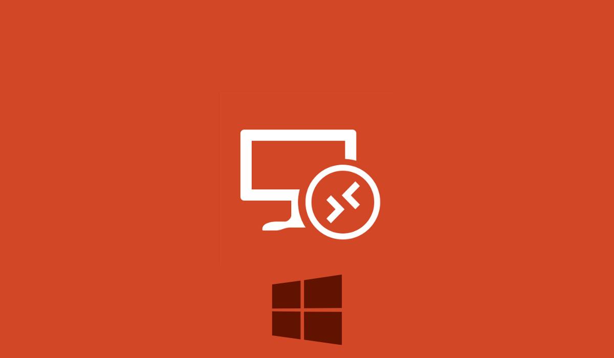 Cómo usar el escritorio remoto en Windows 10 1