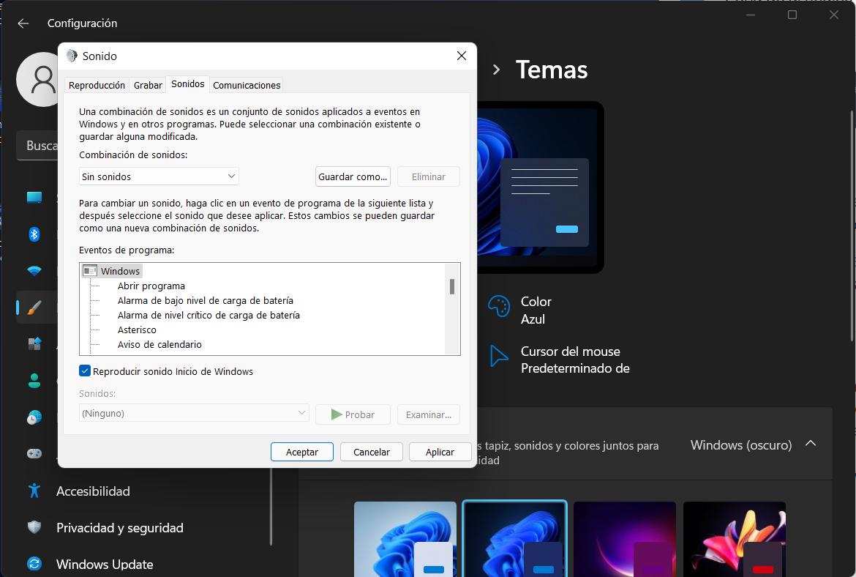 Cómo activar el modo oscuro en Windows 11 y personalizarlo al máximo 4